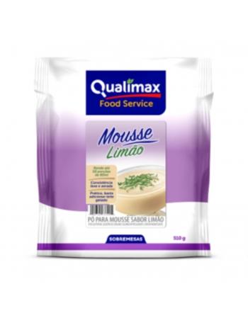 MOUSSE LIMAO QUALIMAX 510G