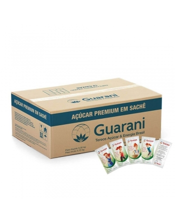 ACUCAR REFINADO SACHET GUARANI 1000X5