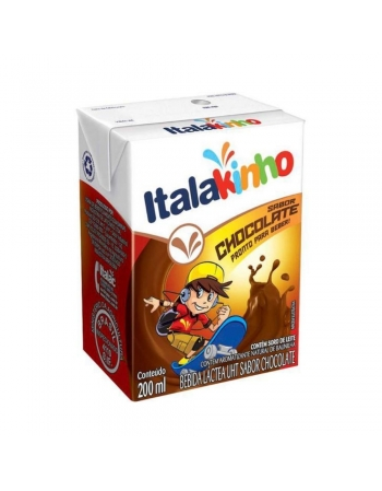 ACHOCOLATADO ITALAKINHO ITALAC 24X200ML