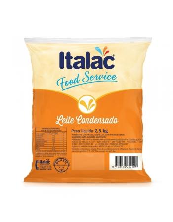 LEITE CONDENSADO ITALAC BAG 2,5KG