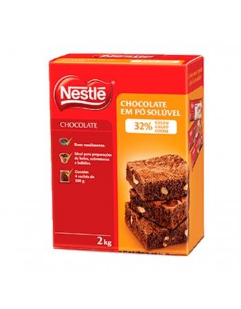 CHOCOLATE PO 32% NESTLE 2KG