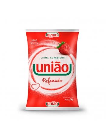 ACUCAR REFINADO UNIAO 10X1KG