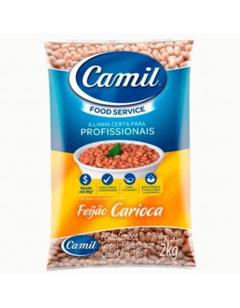 FEIJAO CARIOCA T1 FS CAMIL 2KG