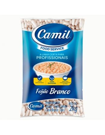 FEIJAO BRANCO T1 FS CAMIL 2KG