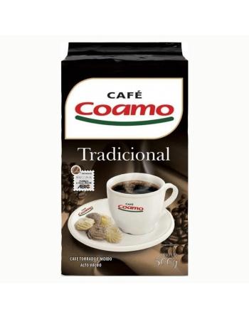 CAFE TRADICIONAL VACUO COAMO 500G