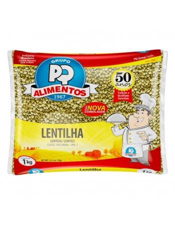 LENTILHA PQ 1KG