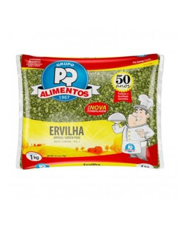 ERVILHA PARTIDA PQ 1KG