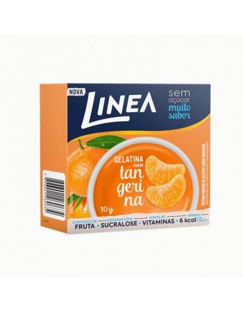 GELATINA TANGERINA DIET LINEA 10G