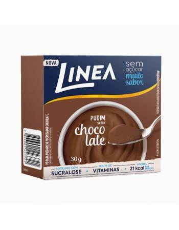 PUDIM DIET CHOCOLATE LINEA 25G
