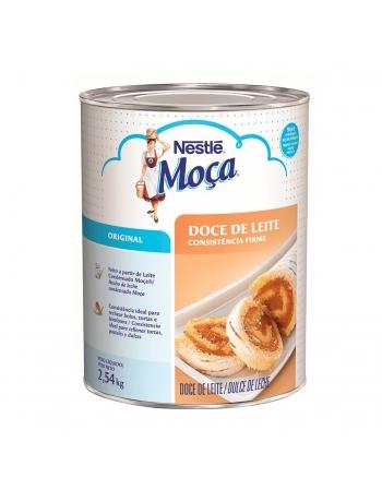 DOCE DE LEITE MOCA NESTLE LT 2,54KG