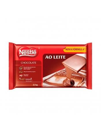CHOCOLATE AO LEITE NESTLE 2,1KG