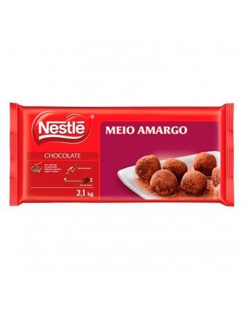 CHOCOLATE MEIO AMARGO NESTLE 2,1KG