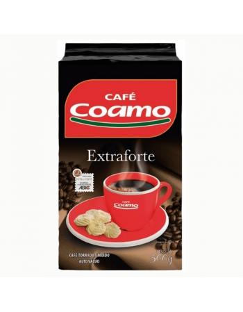 CAFE EXTRA FORTE VACUO COAMO 500G