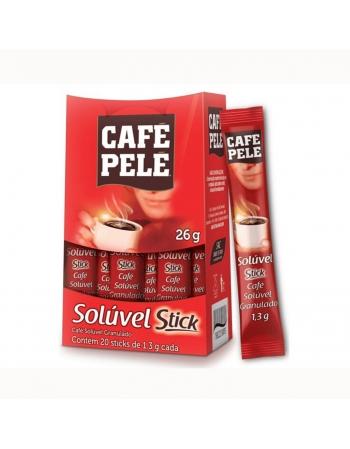 CAFE SOLUVEL GRAN SACHET PELE 20X1,3G