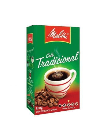 CAFE TRADICIONAL VACUO MELITTA 500G
