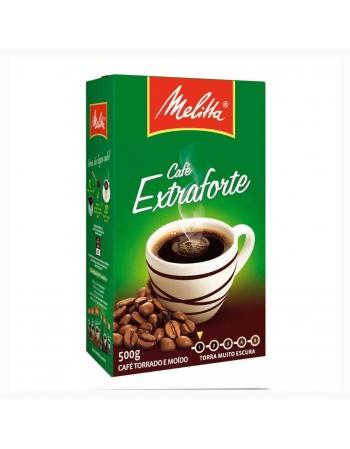 CAFE EXTRA FORTE VACUO MELITTA 500G