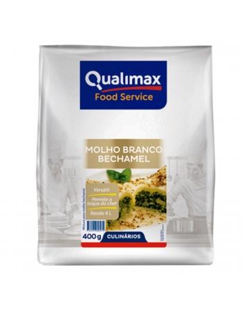 MOLHO BRANCO BECHAMEL QUALIMAX 400G