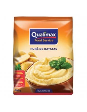 PURE DE BATATA QUALIMAX 800G