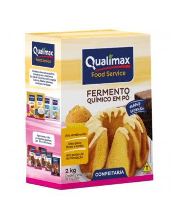 FERMENTO QUIMICO PO QUALIMAX 2KG