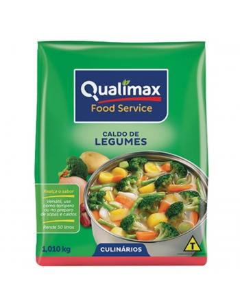 CALDO DE LEGUMES QUALIMAX 1,01KG