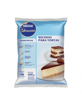 RECHEIO TORTA NESTLE 600G