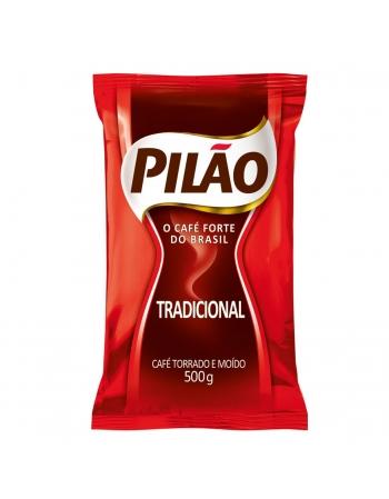 CAFE TRADICIONAL PILAO 500G