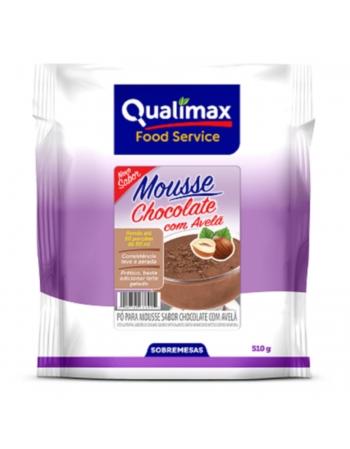 MOUSSE CHOC/AVELA QUALIMAX 510G