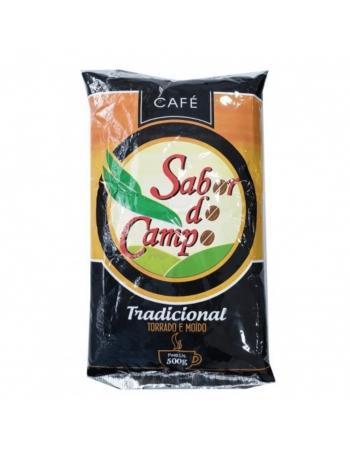 CAFE TRADICIONAL SABOR DO CAMPO 500G