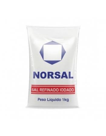 SAL REFINADO NORSAL 10X1KG