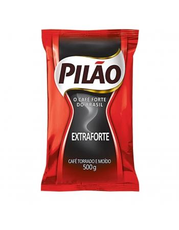 CAFE EXTRA FORTE PILAO 500G