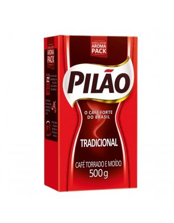 CAFE TRADICIONAL PILAO VACUO 500G
