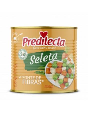 SELETA LEGUMES CONSERVA PREDILECTA LT 1,7KG