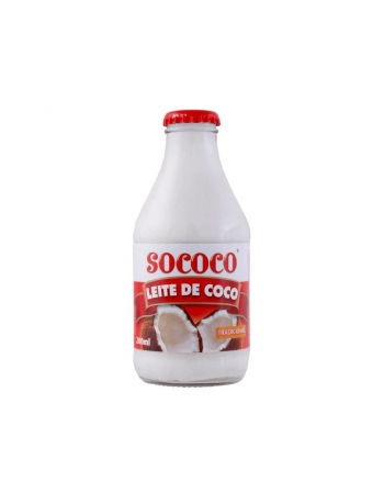 LEITE DE COCO SOCOCO 200ML