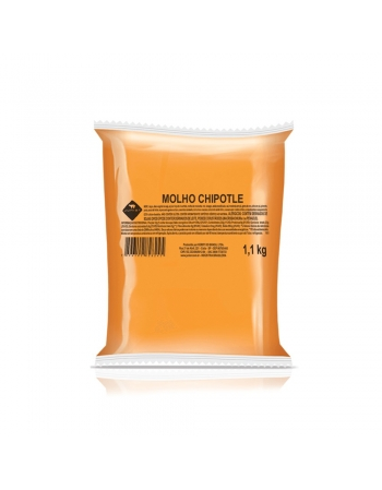 MOLHO CHIPOTLE JUNIOR BAG 1,1KG