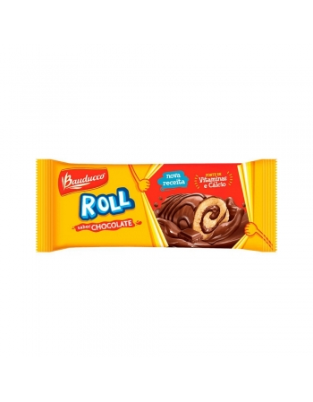 ROLL CAKE CHOCOLATE BAUDUCCO DP 15X34G