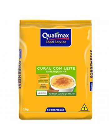 CURAU COM LEITE QUALIMAX 1KG