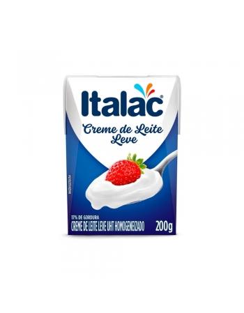 CREME DE LEITE ITALAC TP 200G