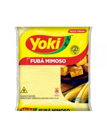 FUBA MIMOSO YOKI 1KG