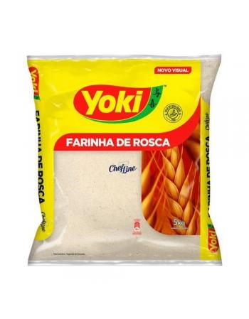 FARINHA DE ROSCA YOKI 5KG