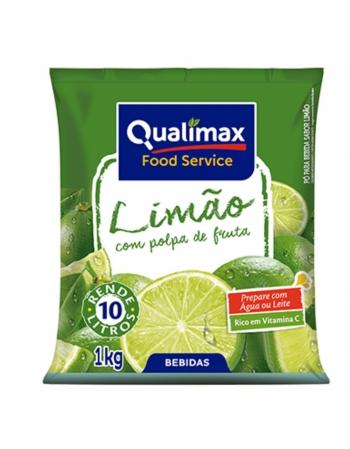 REFRESCO LIMAO QUALIMAX 1KG