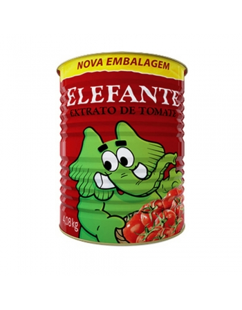 EXTRATO TOMATE ELEFANTE LT 4,08KG