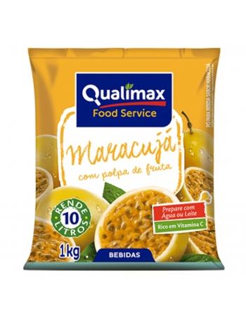 REFRESCO MARACUJA QUALIMAX 1KG
