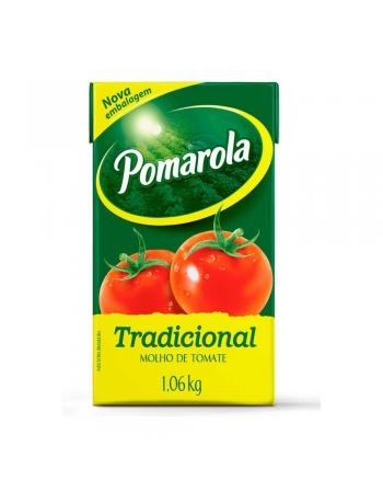 MOLHO TOMATE POMAROLA TP 1,06KG