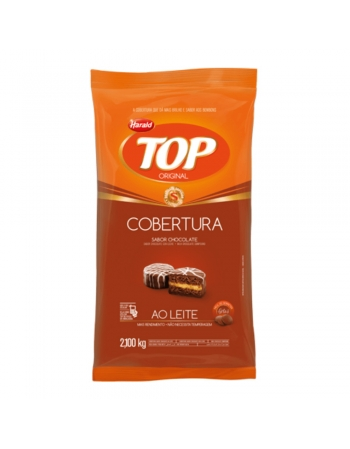 CHOCOLATE COB GOTAS AO LEITE TOP 2,1KG