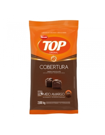 CHOCOLATE COB GOTAS 1/2 AMARGO TOP 2,1KG