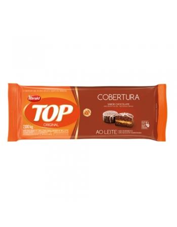 CHOCOLATE COB BARRA AO LEITE TOP 2,1KG