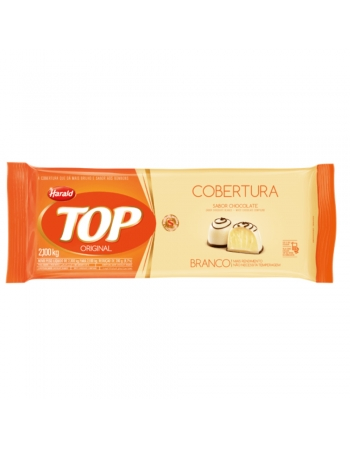 CHOCOLATE COB BARRA BRANCO TOP 2,1KG