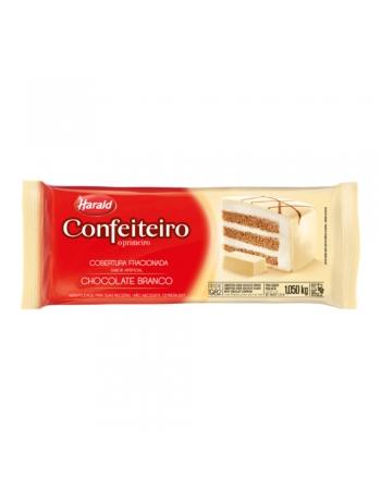 CHOCOLATE COB BARRA BRANCO CONFEITEIRO 1,05KG
