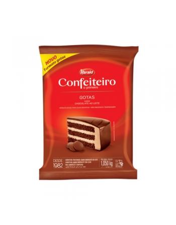 CHOCOLATE COB GOTAS AO LEITE CONFEITEIRO 1,05KG