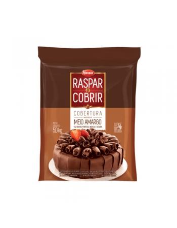 CHOCOLATE COB BARRA 1/2 AMARGO RASPAR E COBRIR 5KG